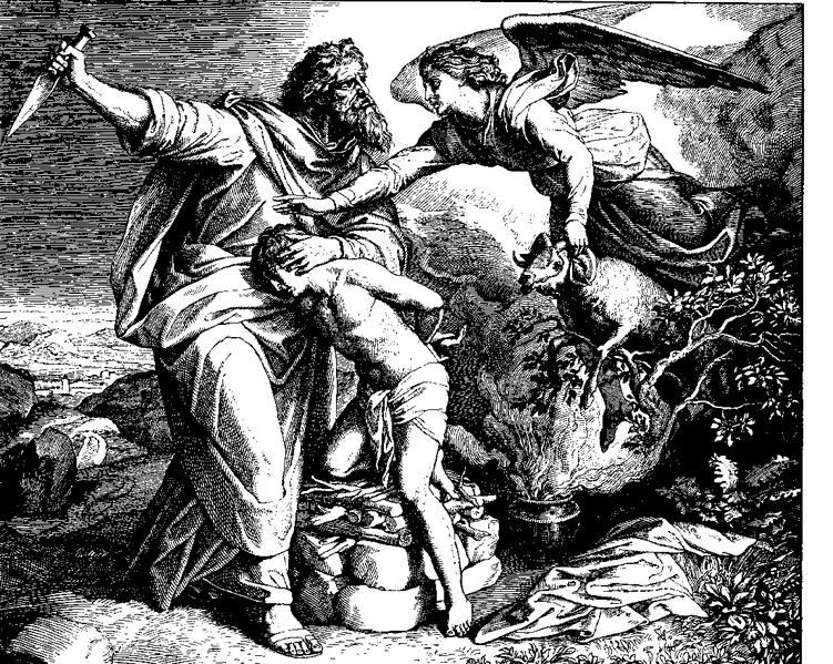 Abraham & Melchizedek | Albion's Polonia